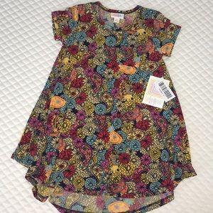 🌺NWT Kids LuLaRoe Scarlett Dress Size 4🌺